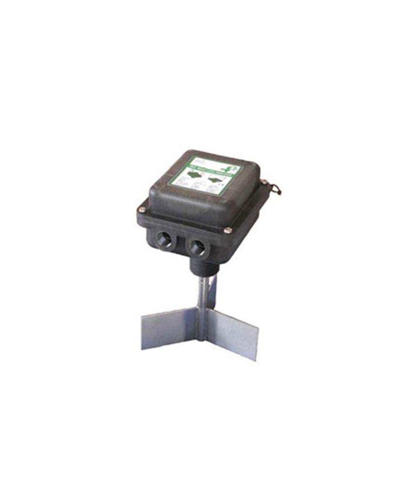 อุปกรณ์ตรวจวัดระดับวัตถุดิบในถังไซโล และสถานที่เก็บวัตถุดิบ